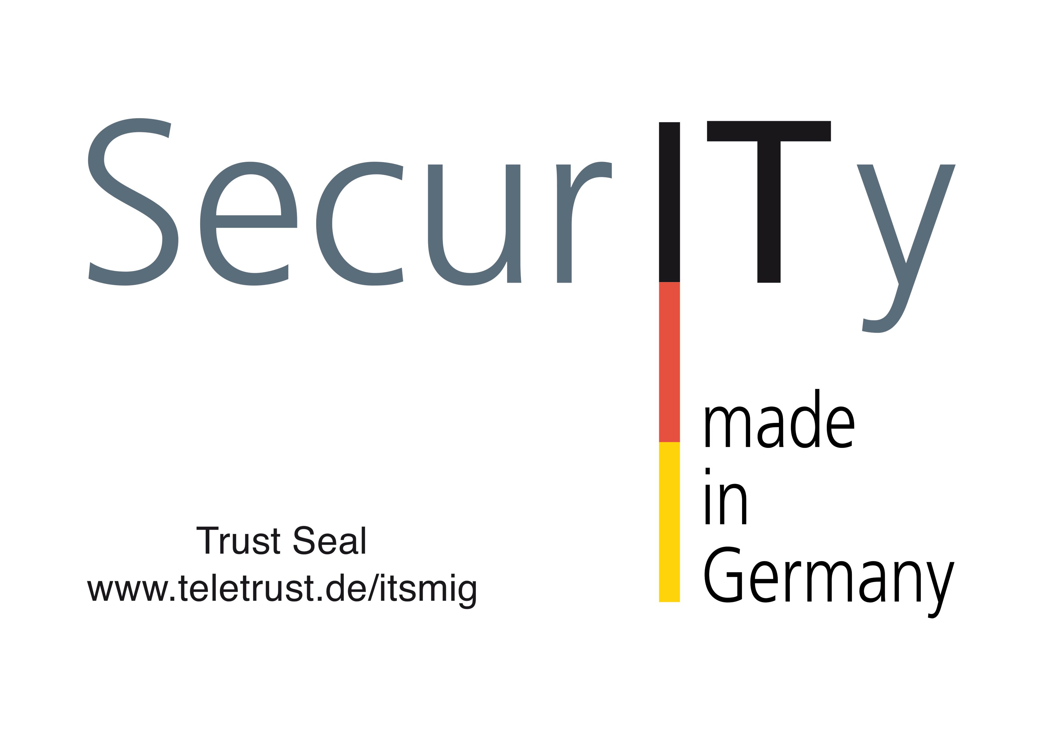 IT Security made in Germany TeleTrusT